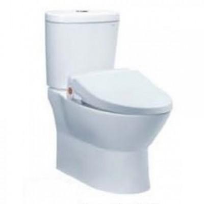 Bồn Cầu Nắp Rửa Cơ CAESAR CD1320/TAF050 2 Khối