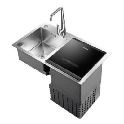 Chậu kết hợp máy rửa chén Häfele HDW-SD90A 539.20.530