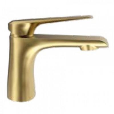 Vòi Lavabo Viglacera Platinum P.51.357 Nóng Lạnh Màu Vàng Đồng