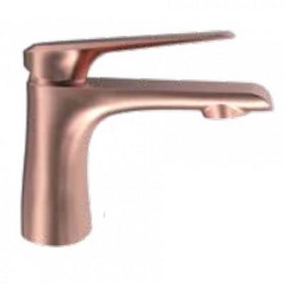 Vòi Lavabo Viglacera Platinum P.51.358 Nóng Lạnh Màu Đồng Đỏ